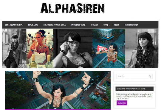 AlphaSiren