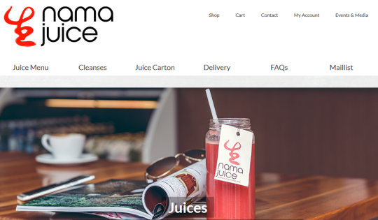 Nama Juice Bar