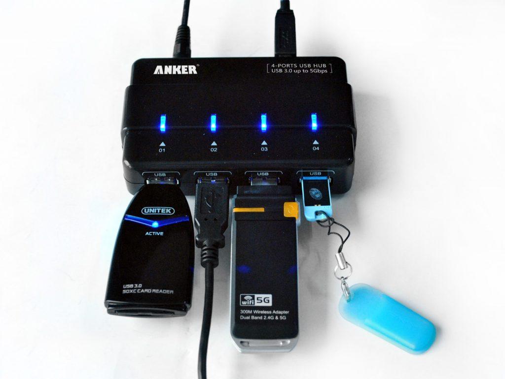 Anker USB Power Hub