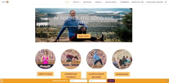 Chinook Yoga
