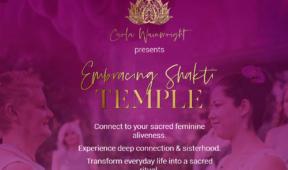 Embracing Shakti Temple
